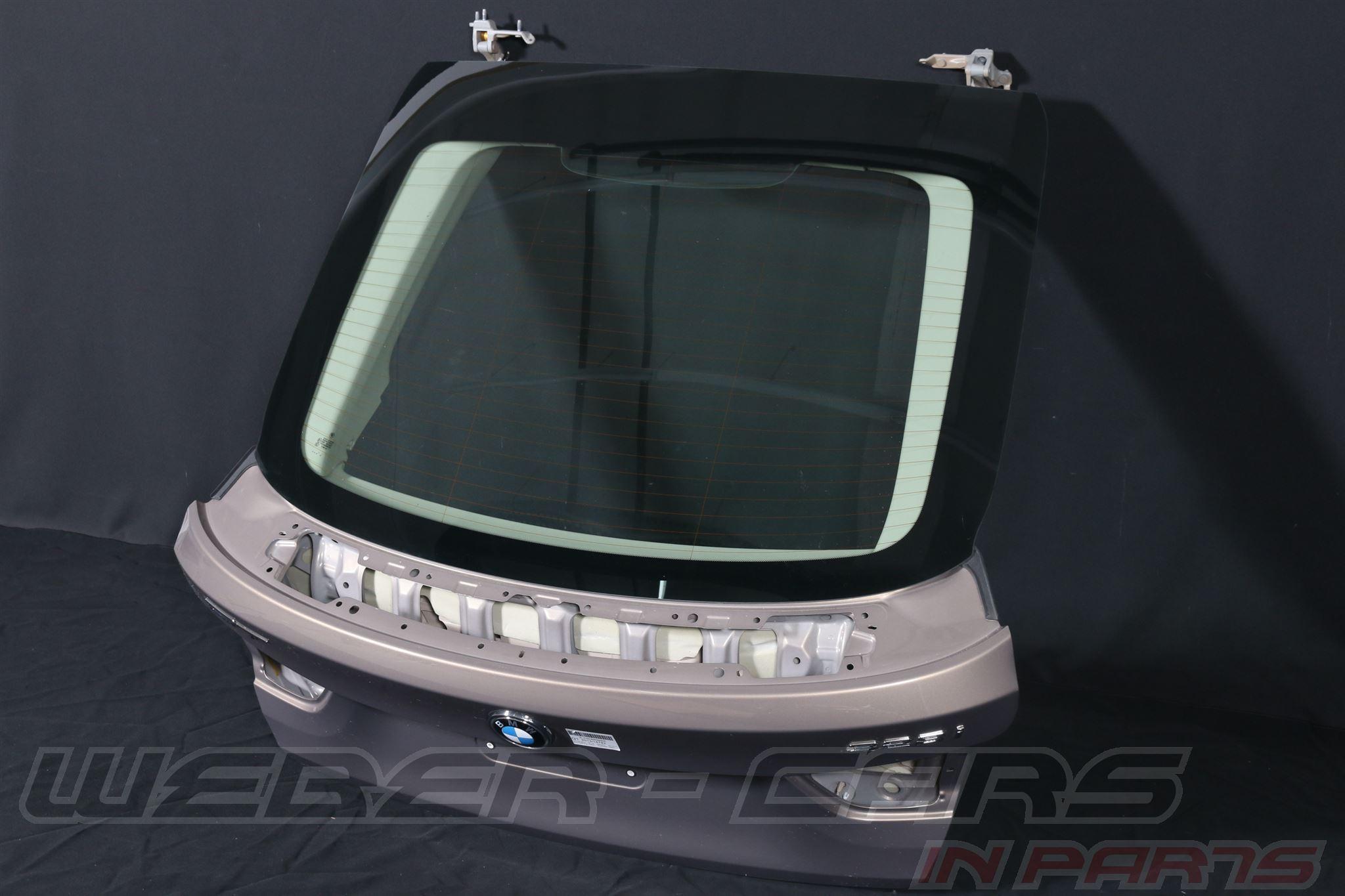 original bmw 3er f34 gt heckklappe kofferraum heck deckel. Black Bedroom Furniture Sets. Home Design Ideas