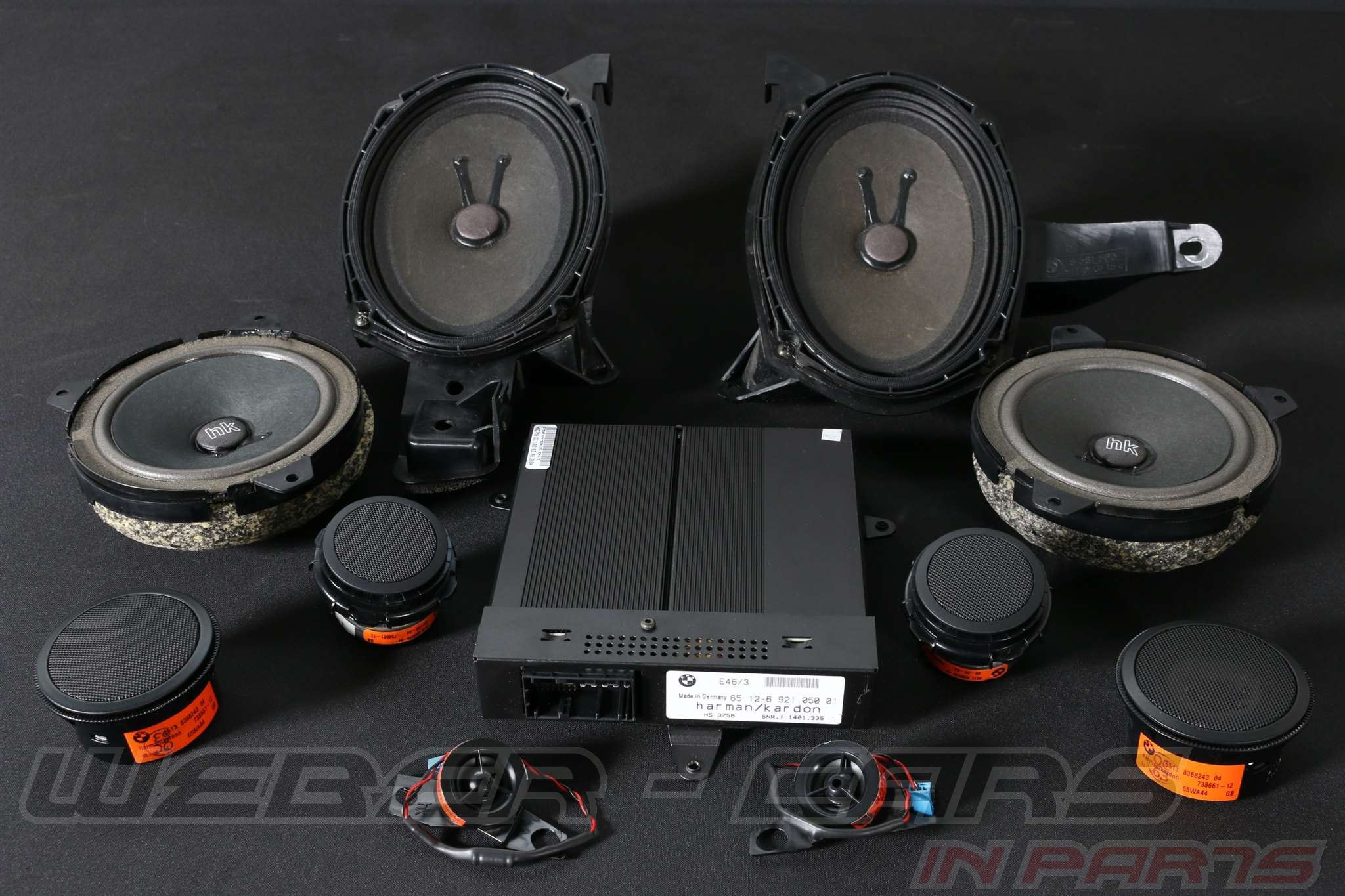 bmw 3er e46 touring harman kardon hk soundsystem. Black Bedroom Furniture Sets. Home Design Ideas