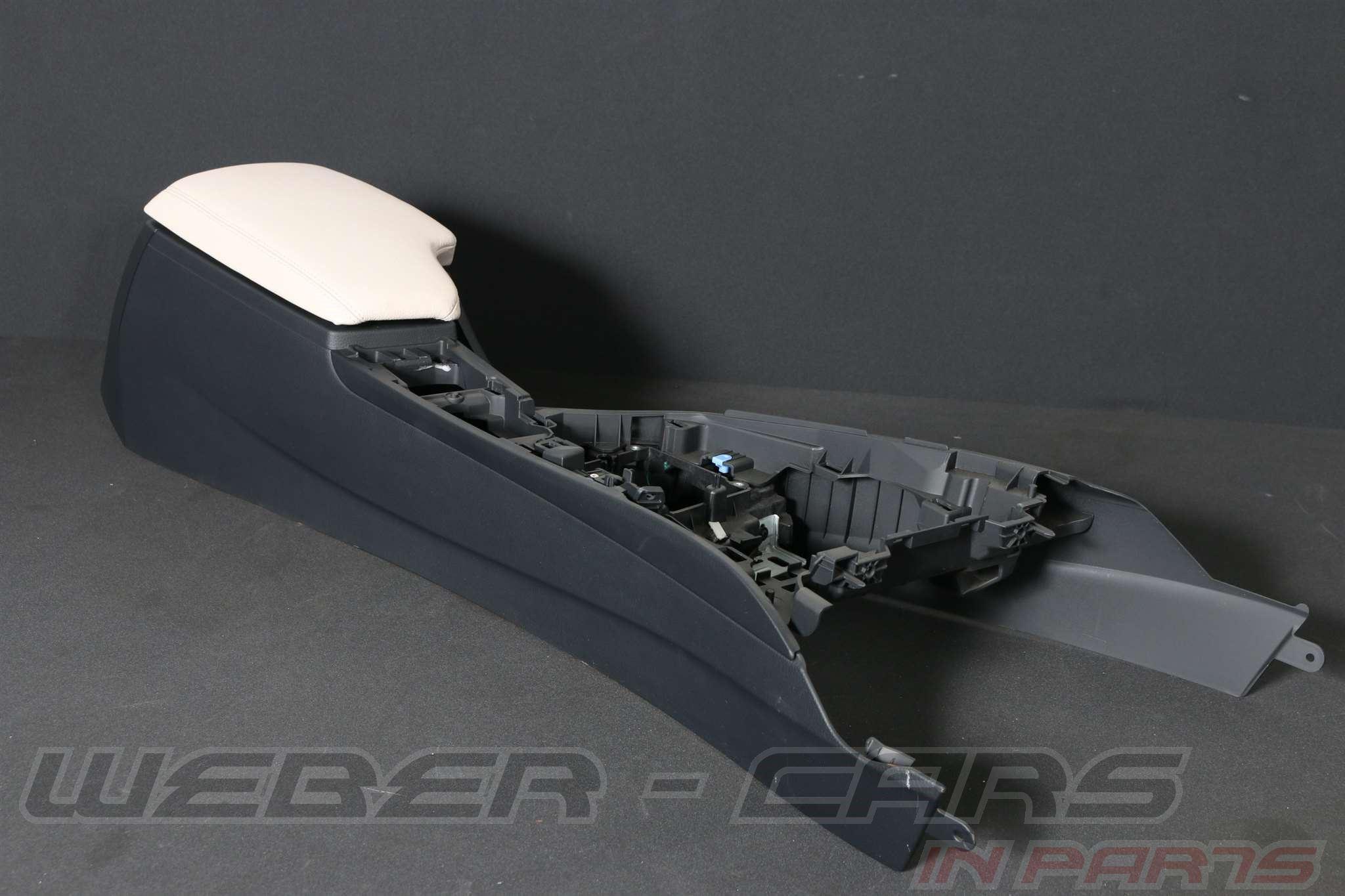 bmw 3er f30 4er f32 mittelkonsole konsole leder dakota. Black Bedroom Furniture Sets. Home Design Ideas