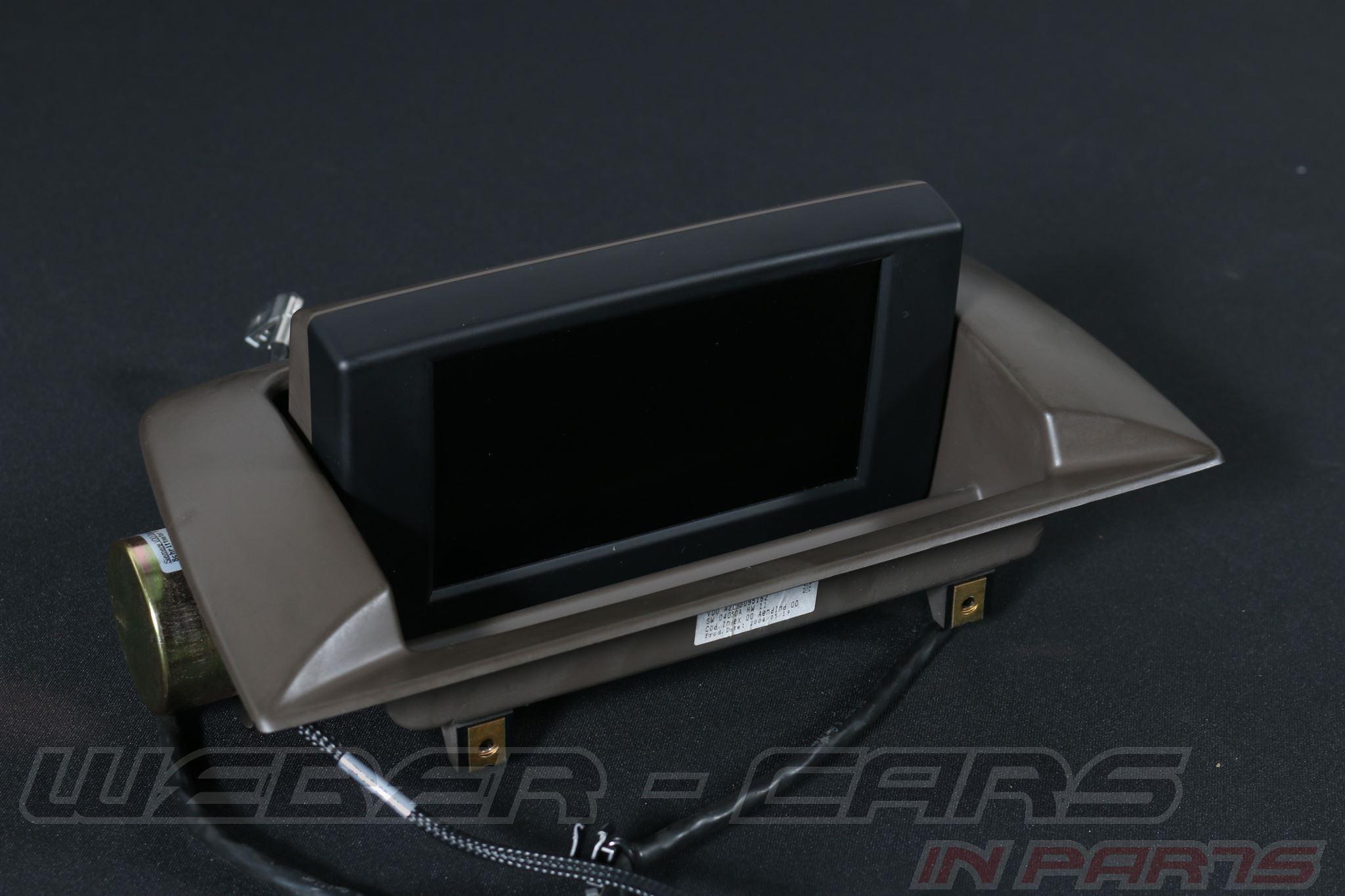 bmw 1er e87 display cid navigation navi ccc bordmonitor. Black Bedroom Furniture Sets. Home Design Ideas