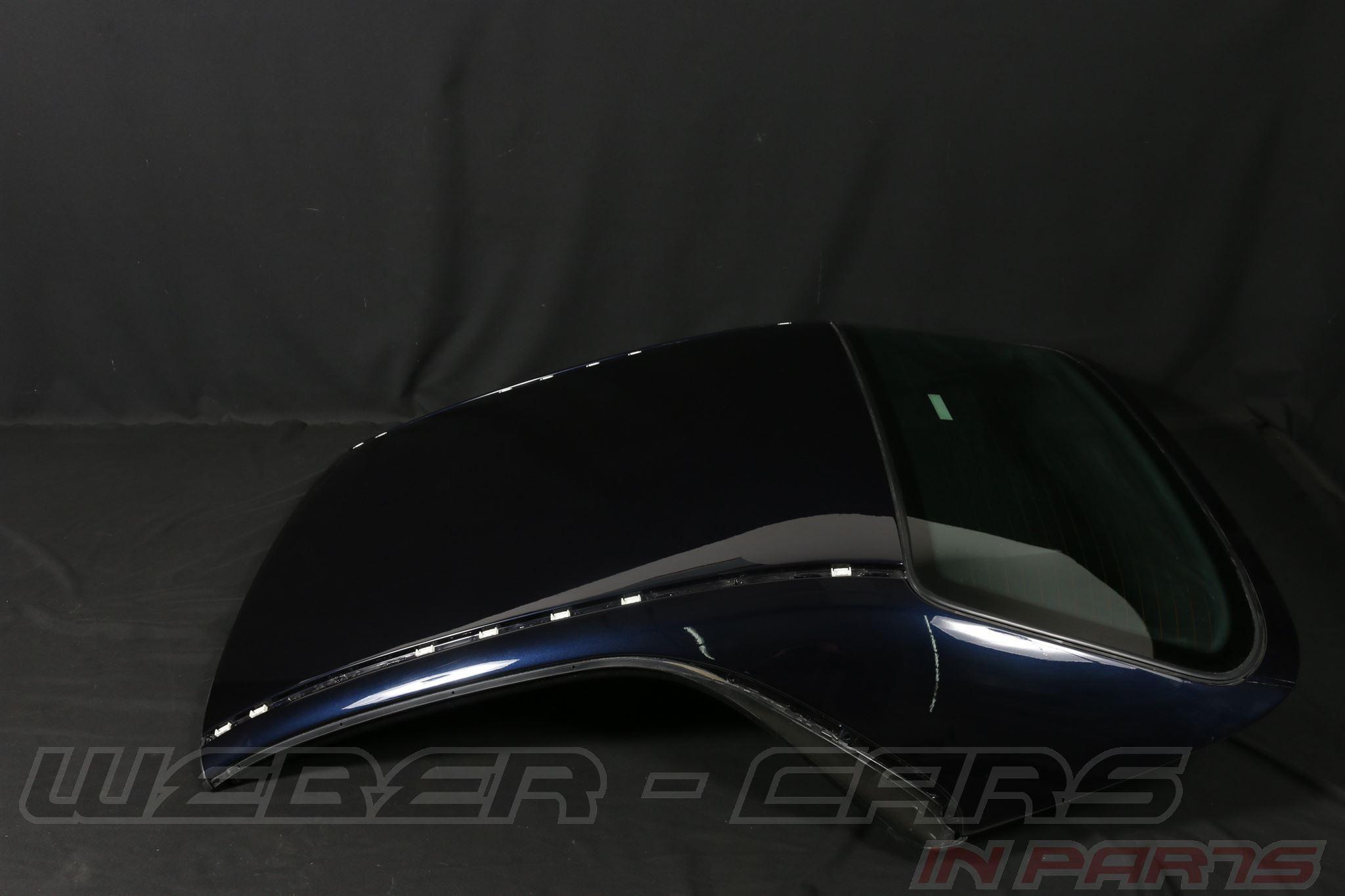 bmw 3er e46 cabrio hardtop verdeck hard top carbonschwarz. Black Bedroom Furniture Sets. Home Design Ideas
