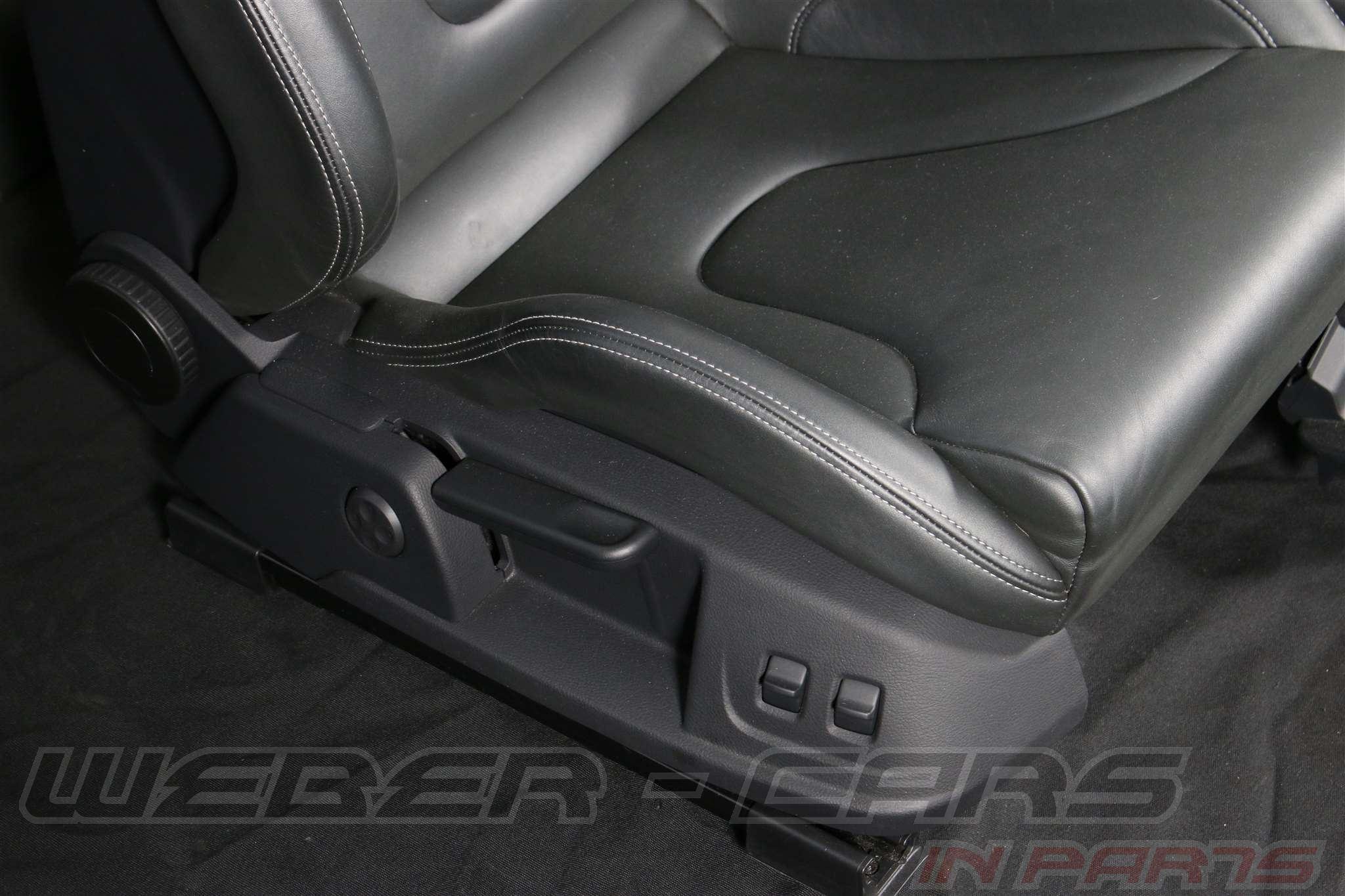 audi rs5 8t coupe recaro leder sportsitze lederausstattung. Black Bedroom Furniture Sets. Home Design Ideas